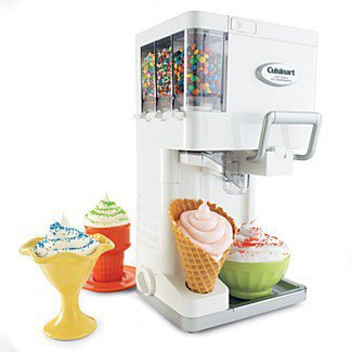 Cuisinart Soft Serve Ice Cream Machine - Sale - Bloomingdales.com