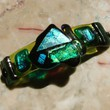 Blue-Green Dichroic Barrette