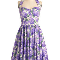 Hide in the Hydrangeas Dress | Mod Retro Vintage Dresses | ModCloth.com
