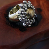 Handmade Adjustable Ring