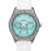 Fossil Stella Silicone Watch - 's  | Buckle