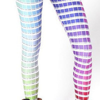 Hex Code Leggings