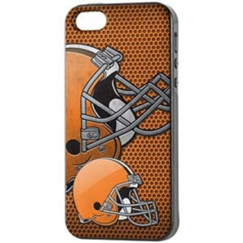 NFL Dual Protector Case for Apple iPhone 5 / 5S - Cleveland Browns