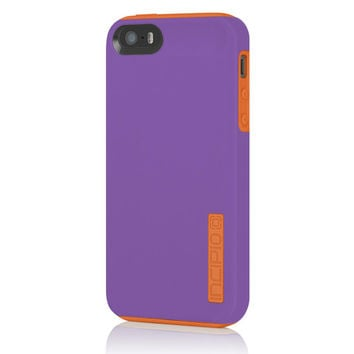 Incipio iPhone 5/5S Dual PRO Case - Purple / Orange