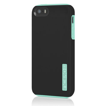 Incipio iPhone 5/5S Dual PRO Case - Black / Mint Green