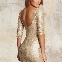 Karen Sequin Dress