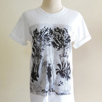 Sigur Ros Post Rock Ambient Music -- Sigur Ros Shirt Women T-Shirt Men T-Shirt Rock T-Shirt White T-Shirt Size M