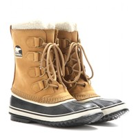 sorel - 1964 pac 2 leather and rubber boots
