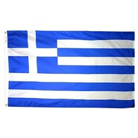 Greece Flag, Greek Flag from Flags Unlimited