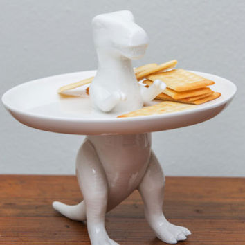 IMM Living Quirky Inte-rex-ing Choice Plate