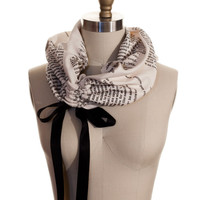 Jane Eyre Light Weight Summer Book Scarf