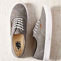 Vans Washed Shade Authentic Slim Sneaker- Grey