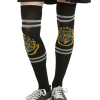 Harry Potter Hogwarts Over-The-Knee Socks