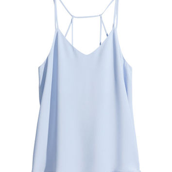 Woven Camisole Top  from H M