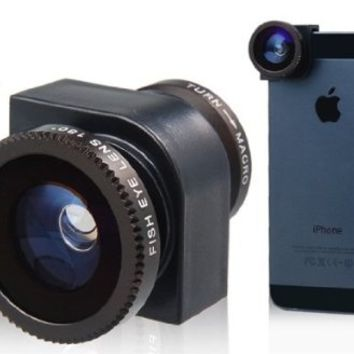 Best Brand Three-in-One Multifunctional Lens for iPhone