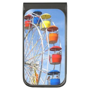 Ferris Wheel Money Clip