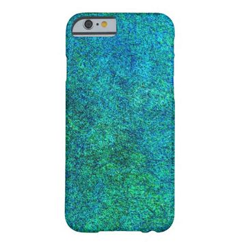 Iridescent Turquoise iPhone 6 Case