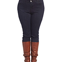 High Waisted Skinny Jean | Wet Seal+