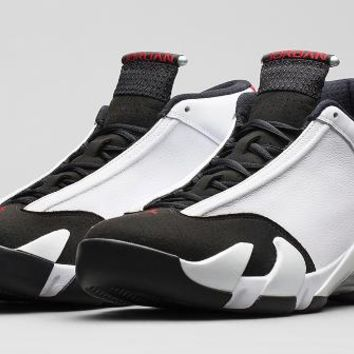 Air Jordan 14 Retro 'White/Black'