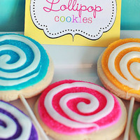 {New in The Shop} Lollipop Collection & Photo Shoot!