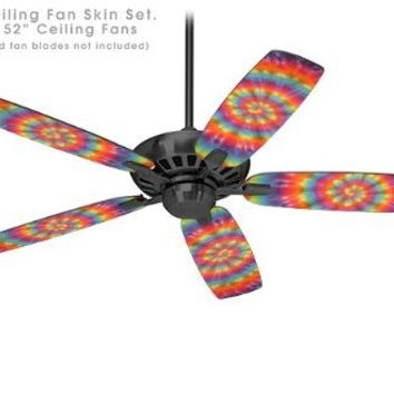 Ceiling Fan Self Adhesive Skin Kit fits most 52 inch fans