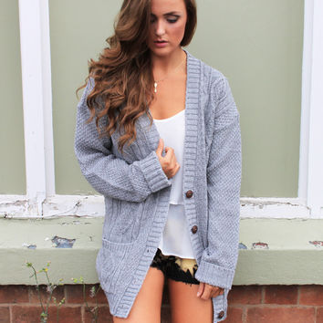 Straight Up Cardigan – Sirenlondon