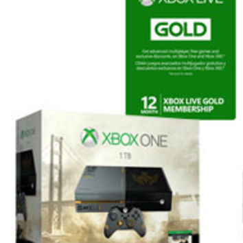 Xbox One Limited Edition Call of Duty: Advanced Warfare Bundle for Xbox One | GameStop