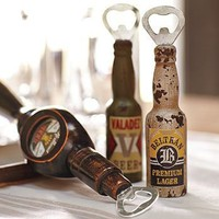 Beer Inspired Bottle Openers