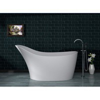 Aquatica Group Inc. AquaStone Slipper Bathtub