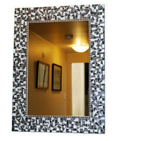 Wall Mirror - Mosaic Mirror - Custom Order