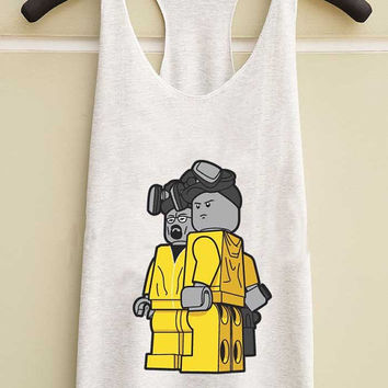 Breaking Bad Retro  yuppy shop for Tank top Mens and Girls available S - XXL customized
