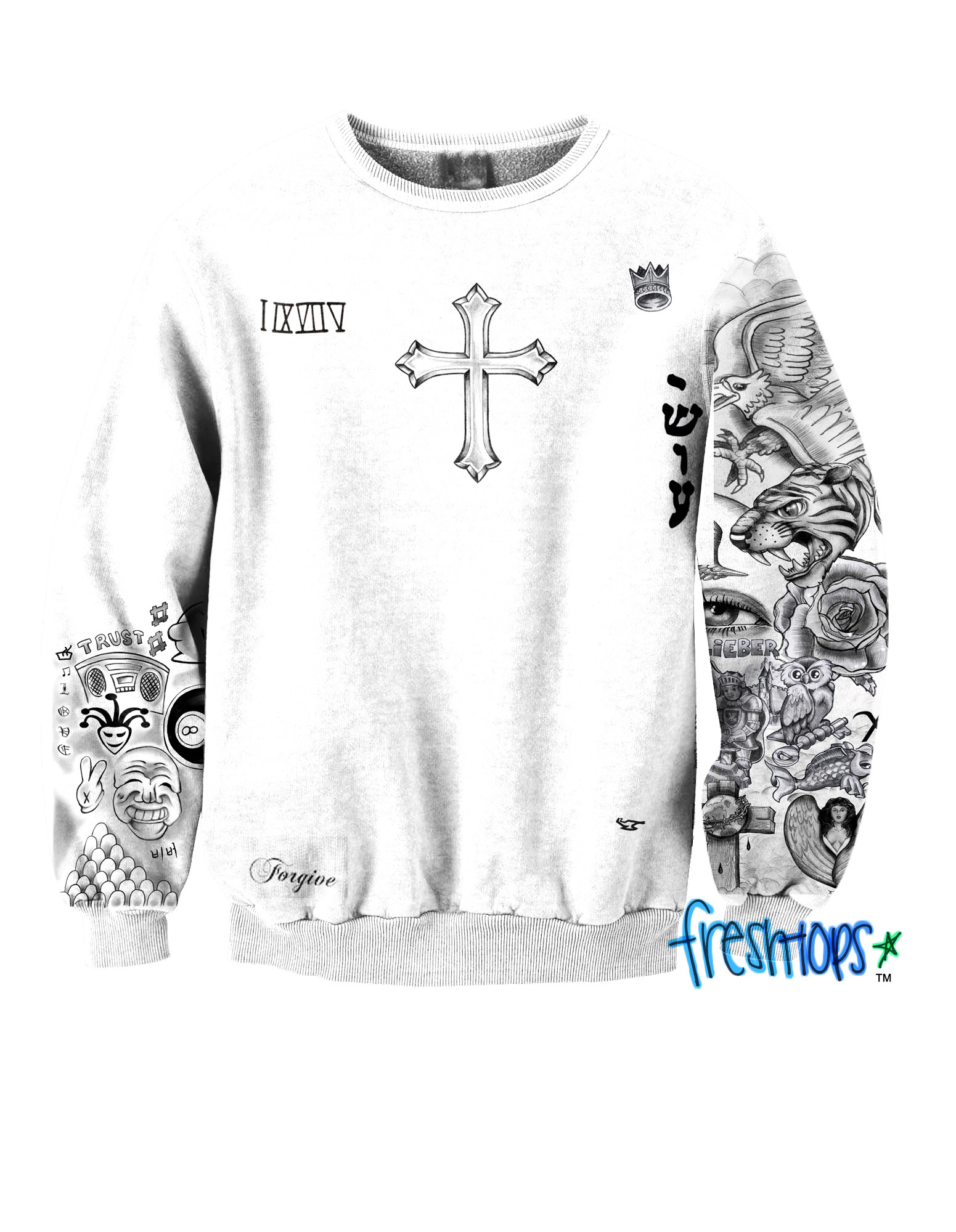 Justin Bieber Crewneck. See more of Fresh-Tops on Facebook. Log In.