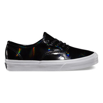 Vans Patent Leather Authentic (black)