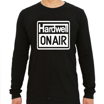 Hardwell on air for long sleeved Mens and long sleeved Girls