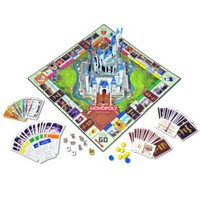 The Disney Theme Park Edition III Monopoly | Card & Board Games | Disney Store
