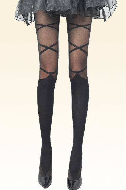 Roman Style Ballet Dancer Tights [AT0048] - $9.90 :
