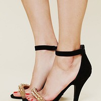 Free People Burke City Heel