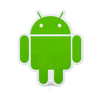 Android Fridge Magnet