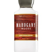 Body Lotion Mahogany Woods