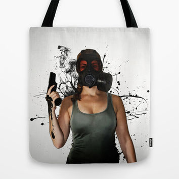 Bellatrix - Horizontal Tote Bag by Nicklas Gustafsson