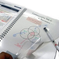 NUboard Whiteboard Notebook - IPPINKA