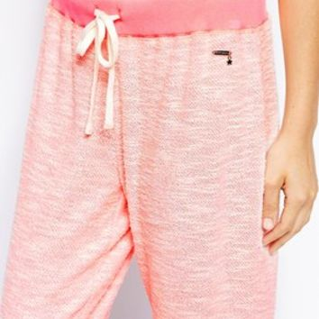 South Beach Boucle Lounge Pant