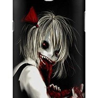 S2053 Creepypasta Creepy Pasta Case Cover For Samsung Galaxy Note 2