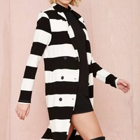 Show Your Stripes Trench