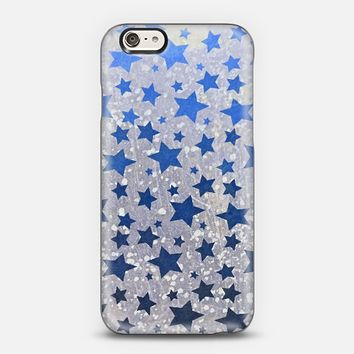 All Stars in Blue iPhone 6 case by Lisa Argyropoulos | Casetify