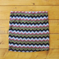 Missoni Stylin' Skirt - $48.00: From ourchoix.com, this zig zag print of multi-colors is inspired by Missoni.