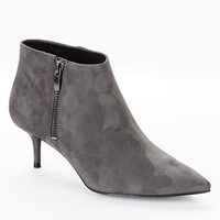 Enzo Angiolini Gibor Suede Booties Shoes GIBOR at BareNecessities.com