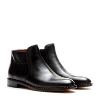 marc by marc jacobs - 70's leather ankle boots