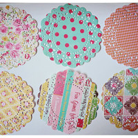 6 Parisian Lace Doily Mixed Pattern.. on Luulla