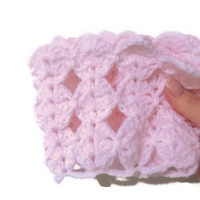 Boot toppers, boot cuffs, baby pink accessories, USA ship free!